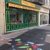 Les couleurs de l'été ! 🎨 🌈 ♥️ 💚💙💛  @villedevalence  #moncoeurvalence #valence #villedevalence #valenceromansagglo #valenceromanstourisme #épiceriefine #gourmet #drôme #ardèche #prenezsoindevous💖